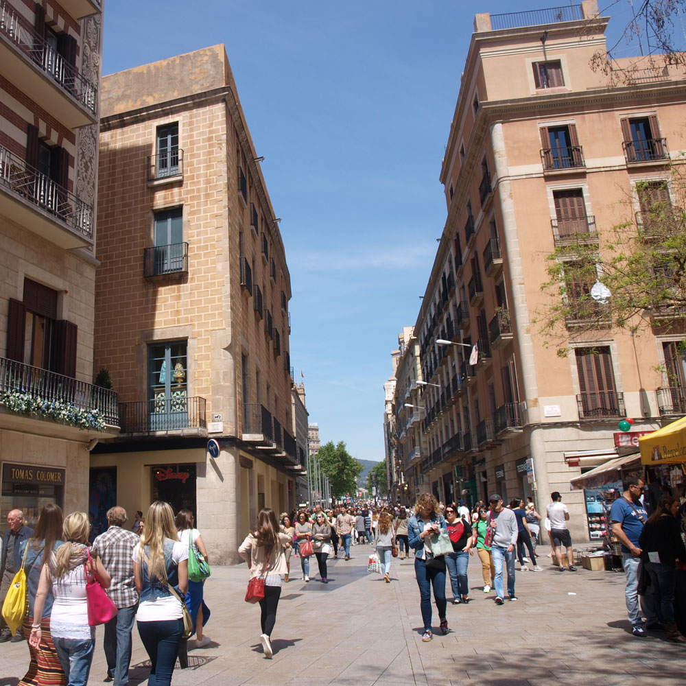 Barcelona Shopping Line | Barcelona Shopping City