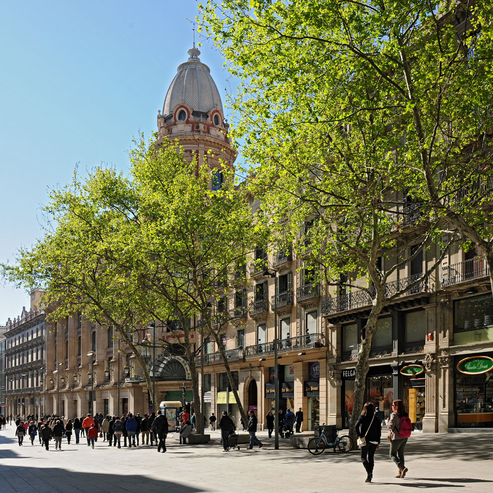 巴塞罗那购物线 | Barcelona Shopping City