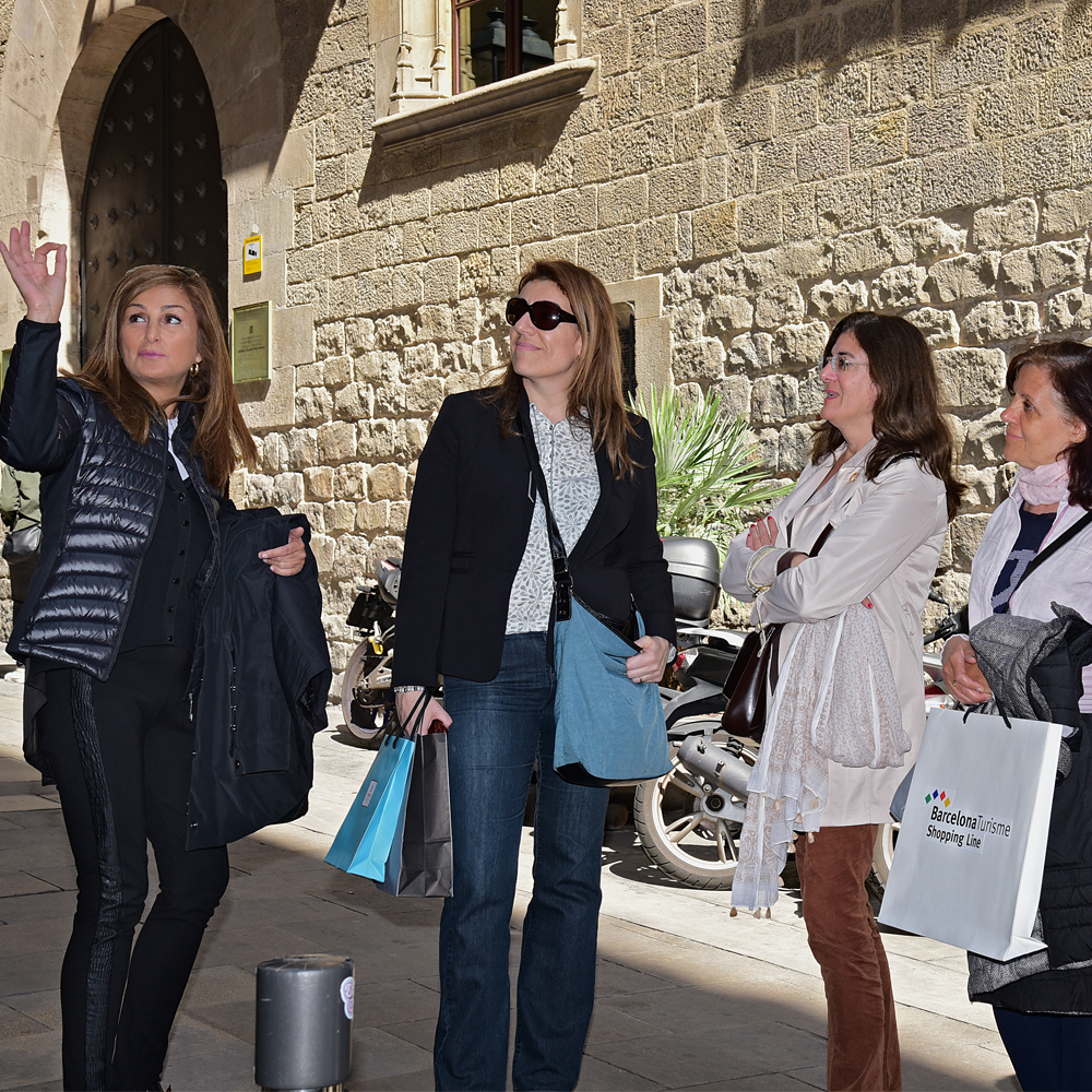 Barcelona Shopping Tour | Barcelona Shopping Line