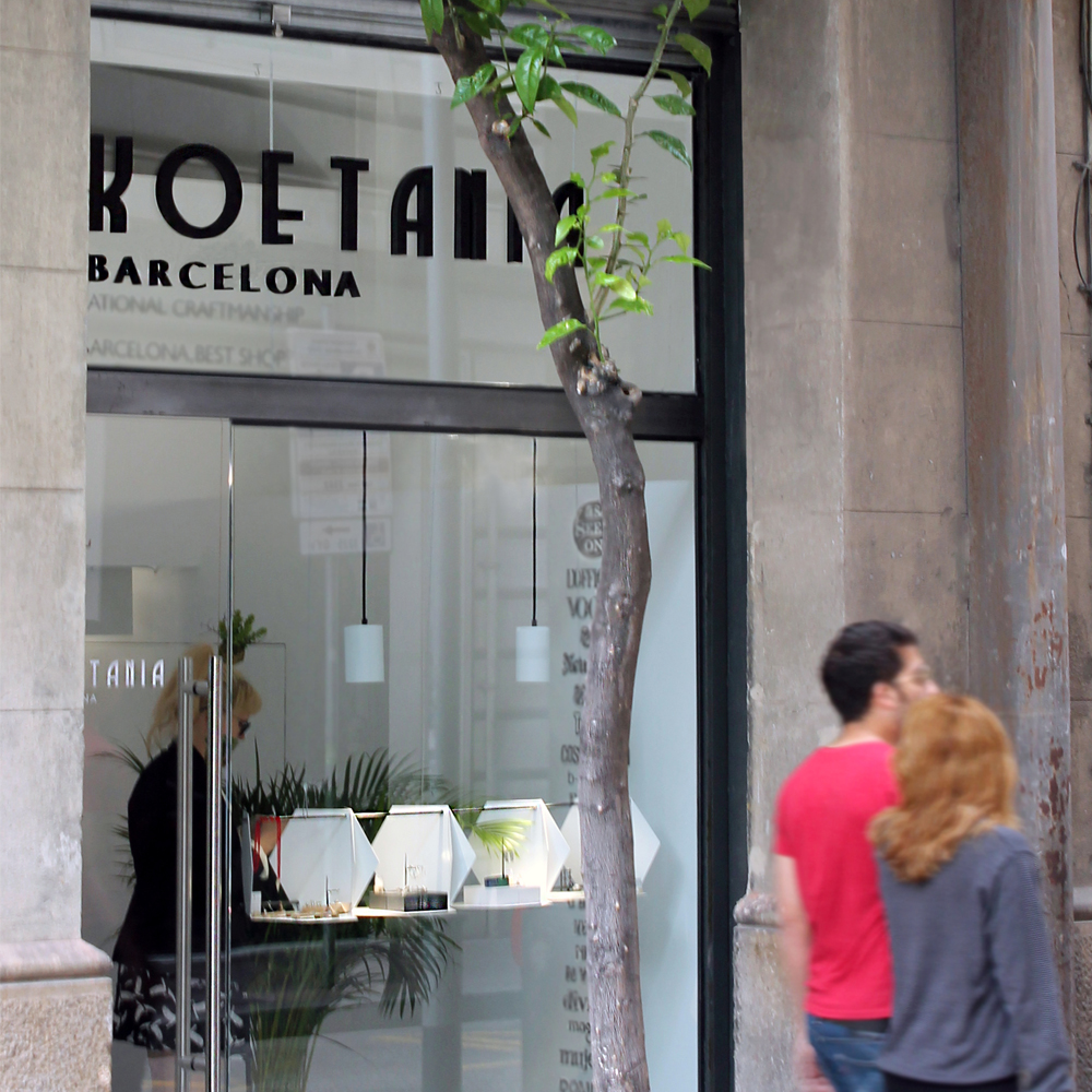 Koetania | Barcelona Shopping Line