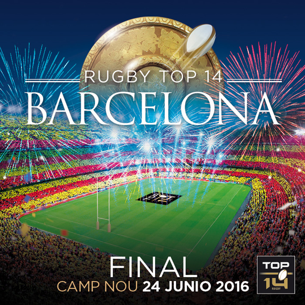 RUGBY Top 14 Finale | Barcelona Shopping Line