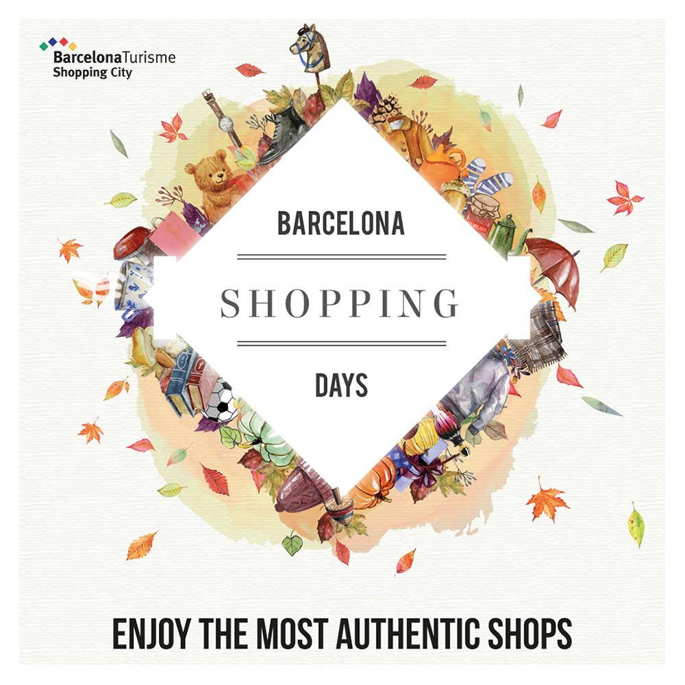 Tornen els Barcelona Shopping Days! | Barcelona Shopping Line