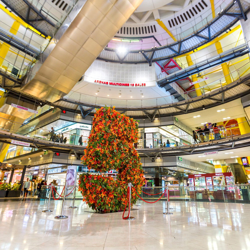 5º aniversario de Las Arenas | Barcelona Shopping Line