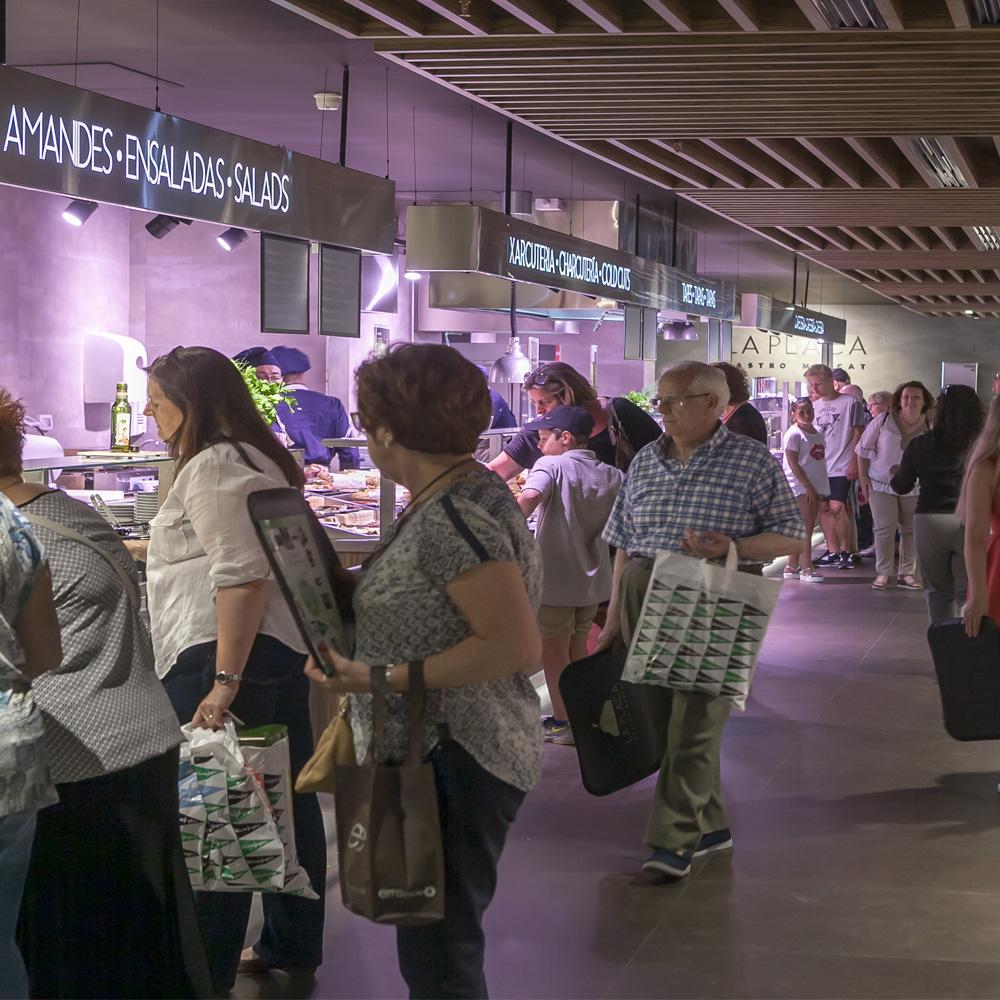 Nuevo espacio gastronómico en el Corte Inglés | Barcelona Shopping Line