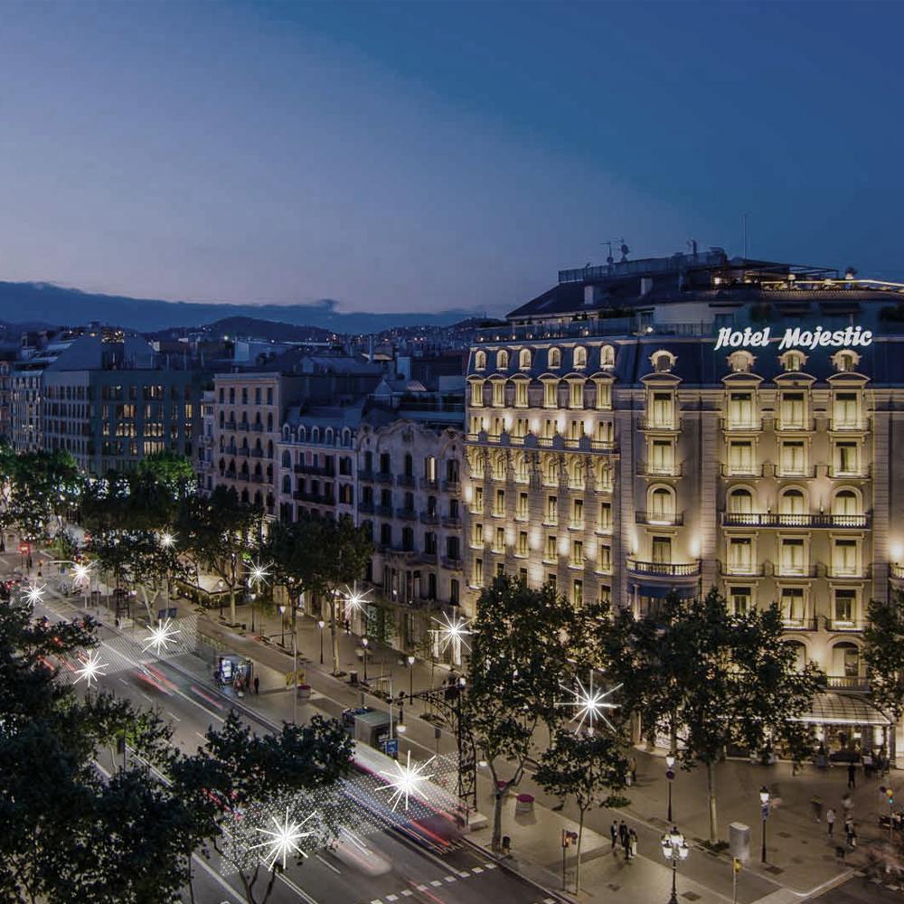 Passeig de Gràcia | Barcelona Shopping Line