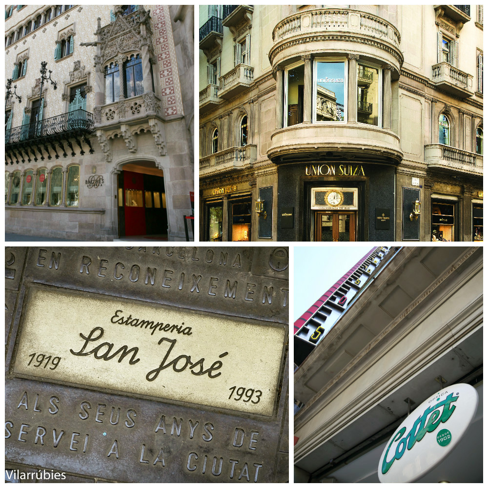 Barcelona's Iconic Shops   | Barcelona Shopping Line