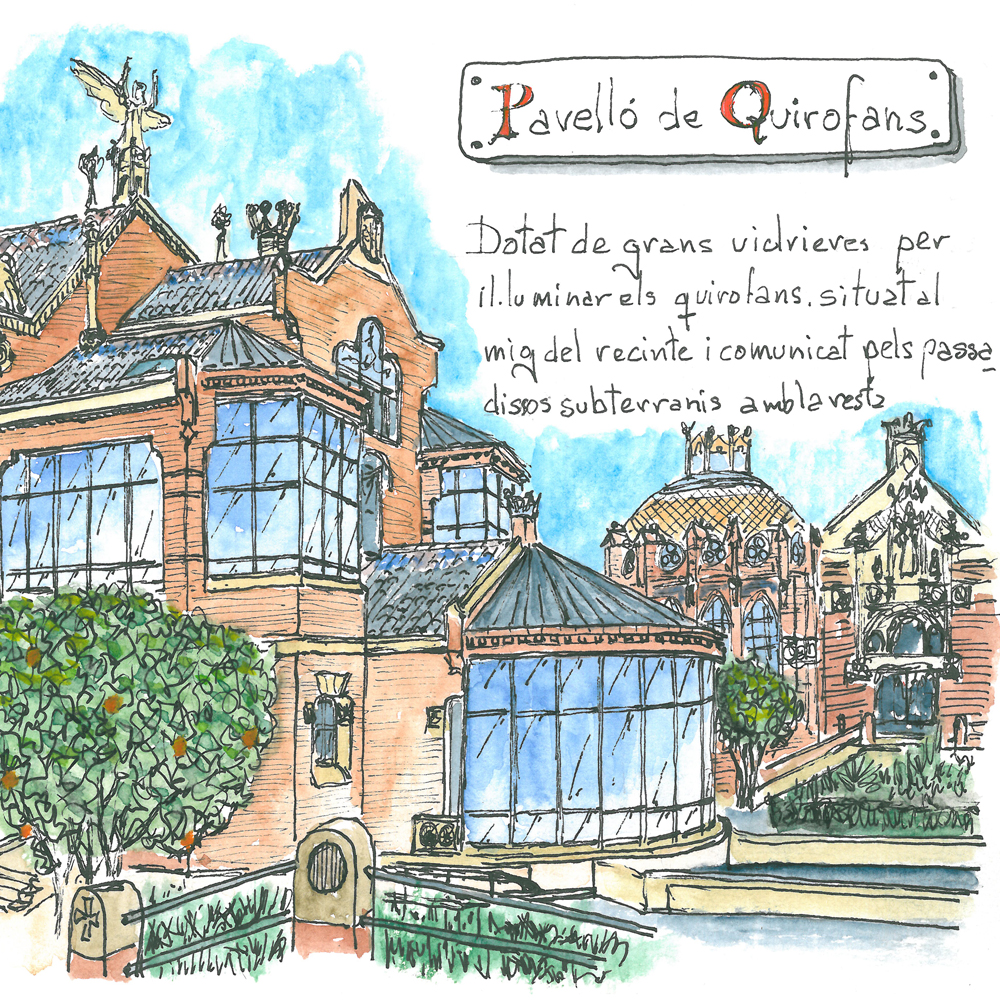 Gaudí Shopping & Perspective Play Ground | Barcelona Shopping Line