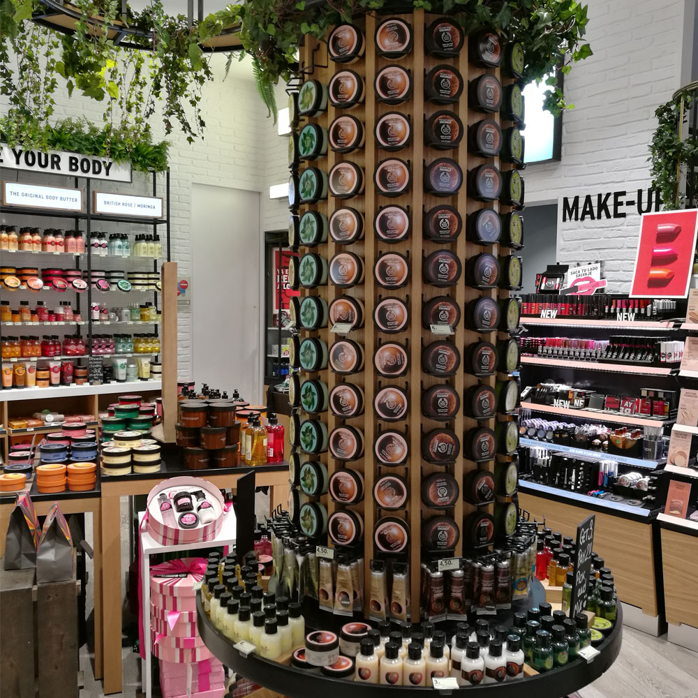 The Body Shop en Barcelona | Barcelona Shopping Line