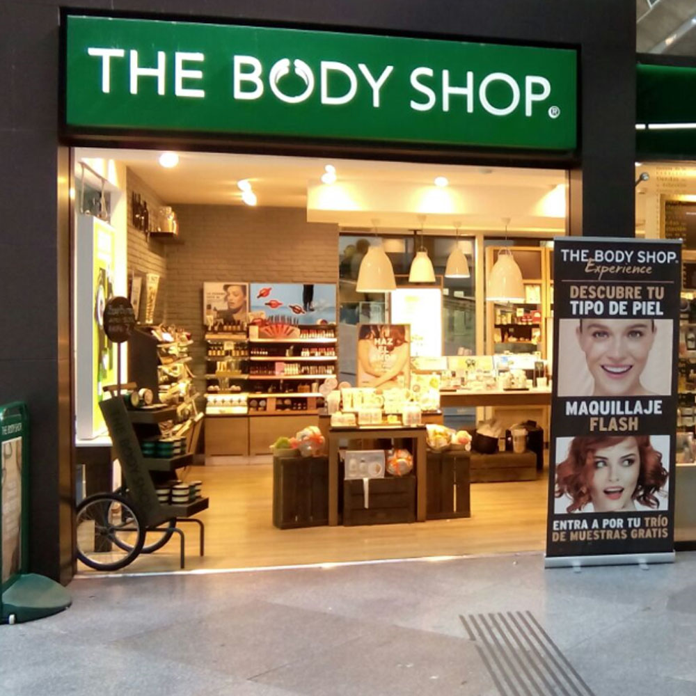 The Body Shop a Barcelona | Barcelona Shopping Line