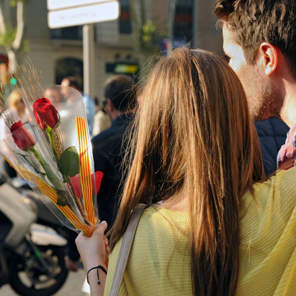 The Diada de Sant Jordi | Barcelona Shopping City