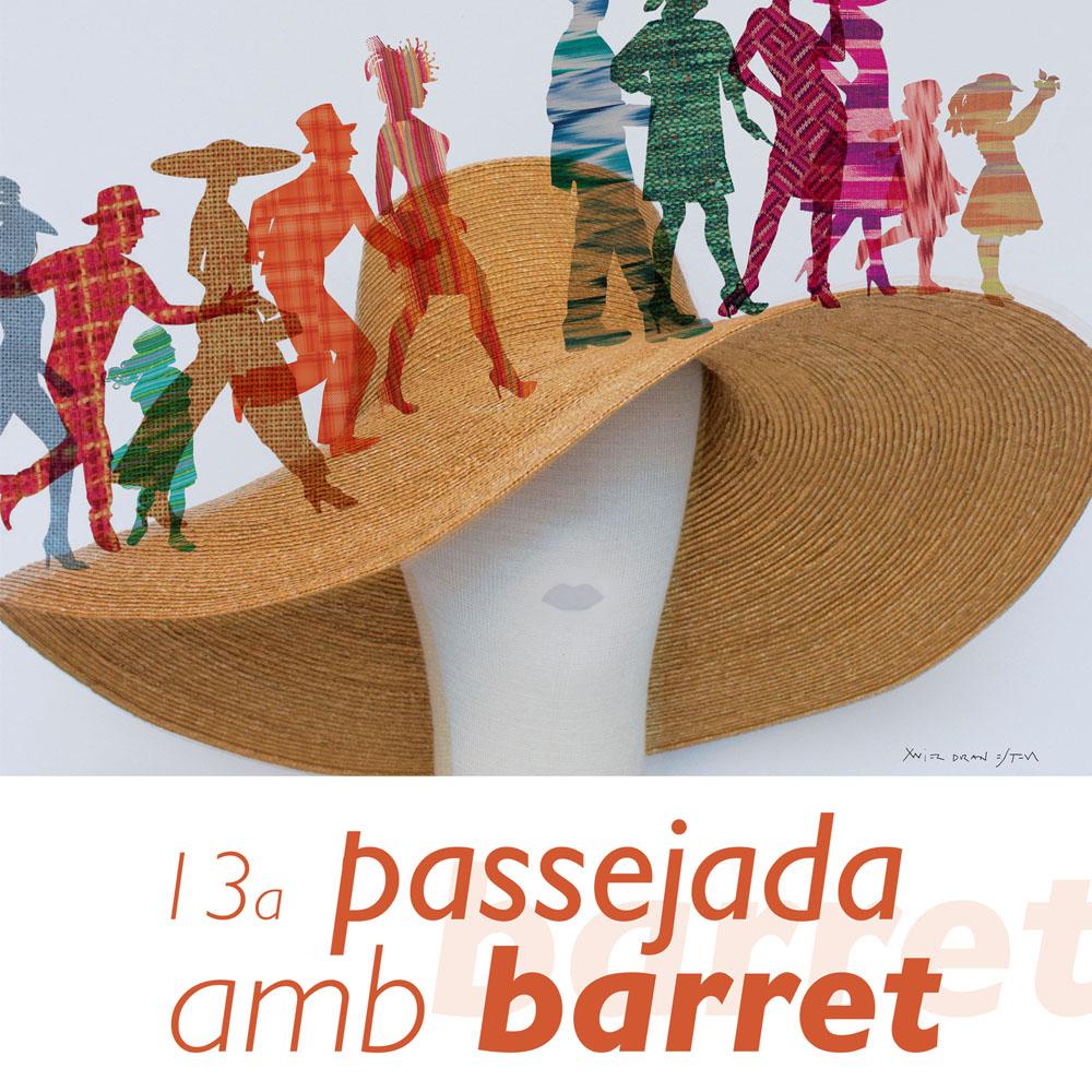 13er  Paseo con sombrero | Barcelona Shopping Line