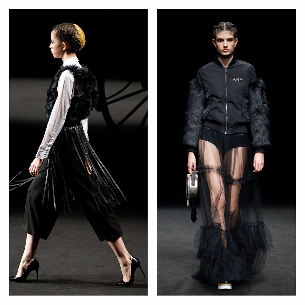 20ª Edición 080 Barcelona Fashion y Antonio Miro | Barcelona Shopping City