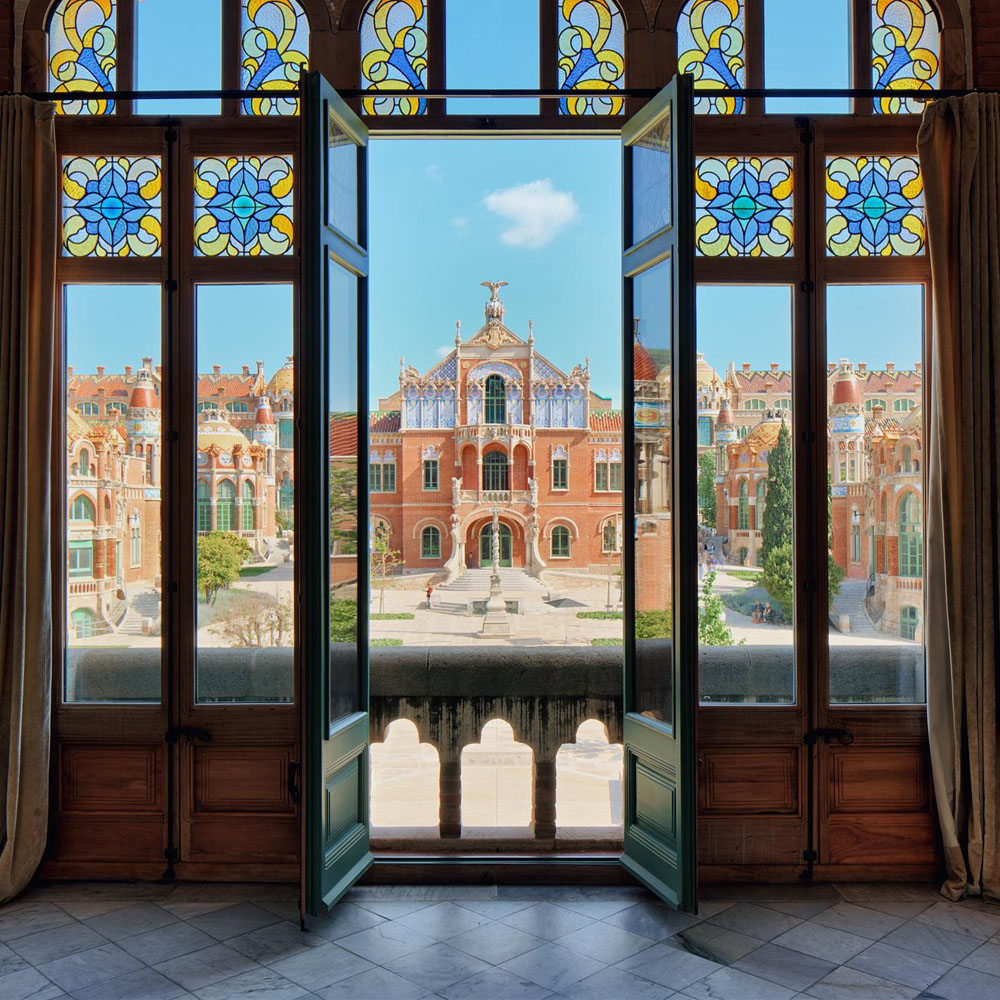 20ª Edición 080 Barcelona Fashion y Antonio Miro | Barcelona Shopping Line