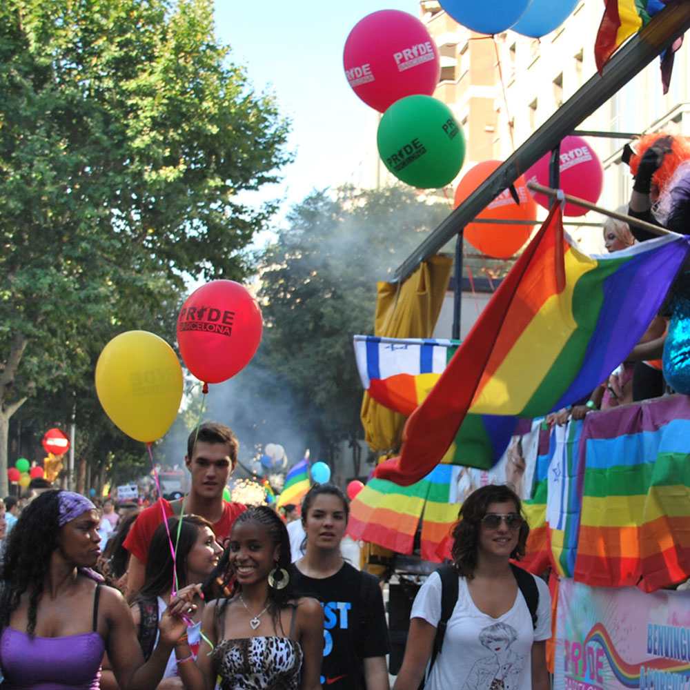 10th Pride Barcelona and Gaixample | Barcelona Shopping Line