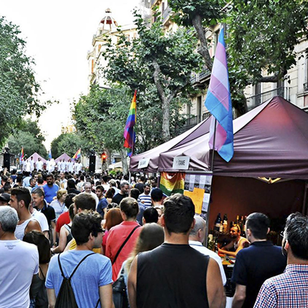 9th Pride Barcelona and Gaixample | Barcelona Shopping City
