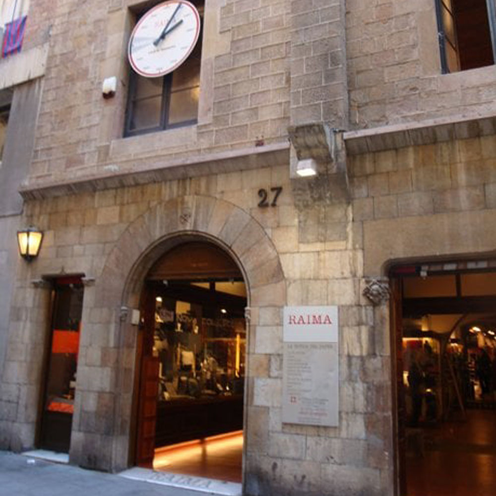 Raima open to the public on 6 floors | Barcelona Shopping City