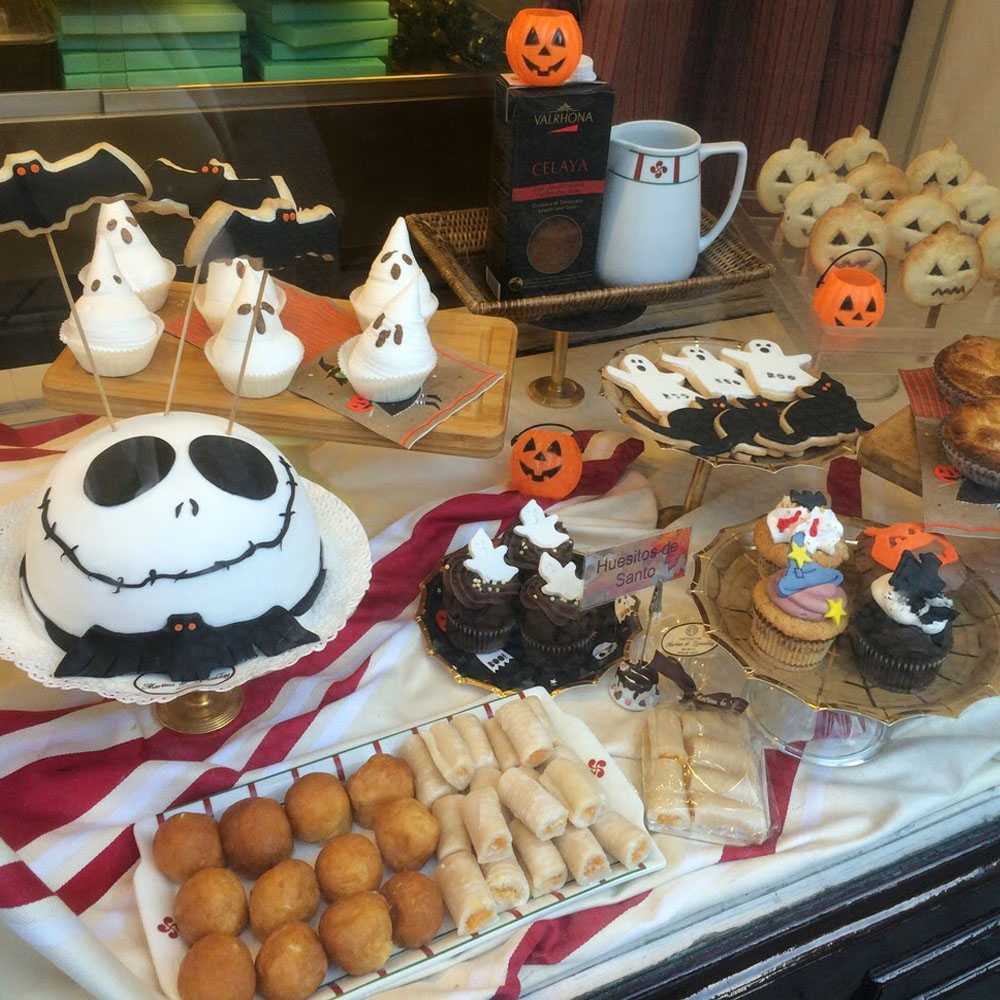 Castanyada and Halloween at Hard Rock Cafe Barcelona | Barcelona Shopping Line