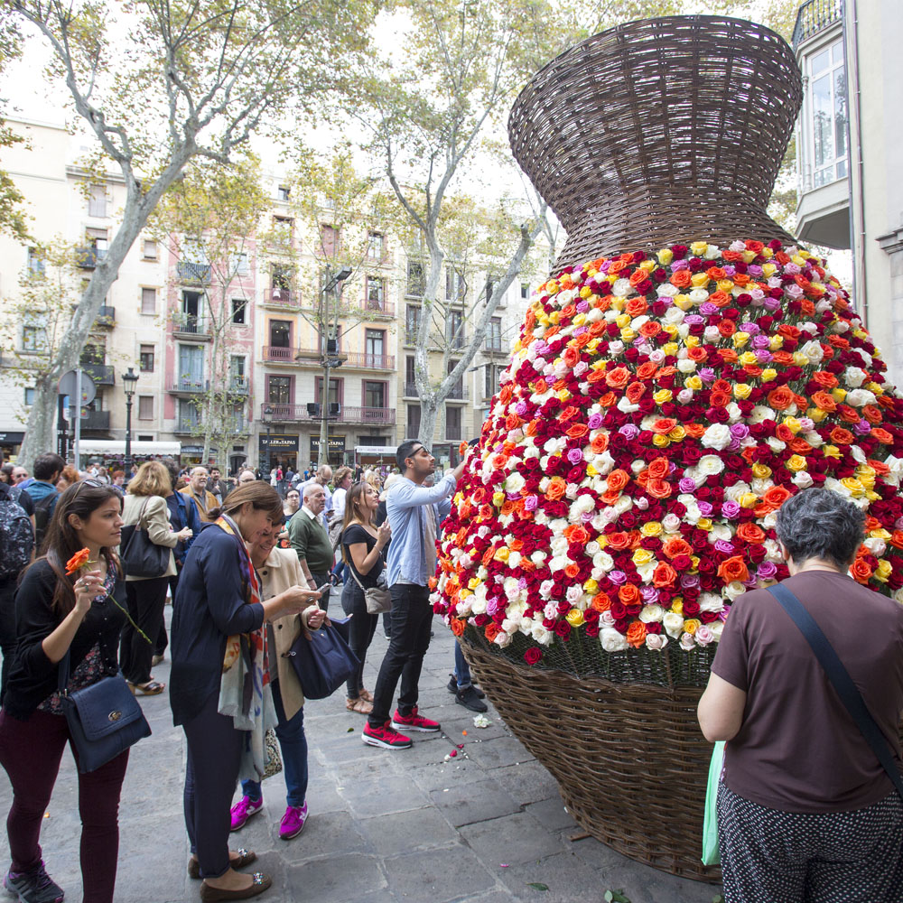 Festes del Roser | Barcelona Shopping City