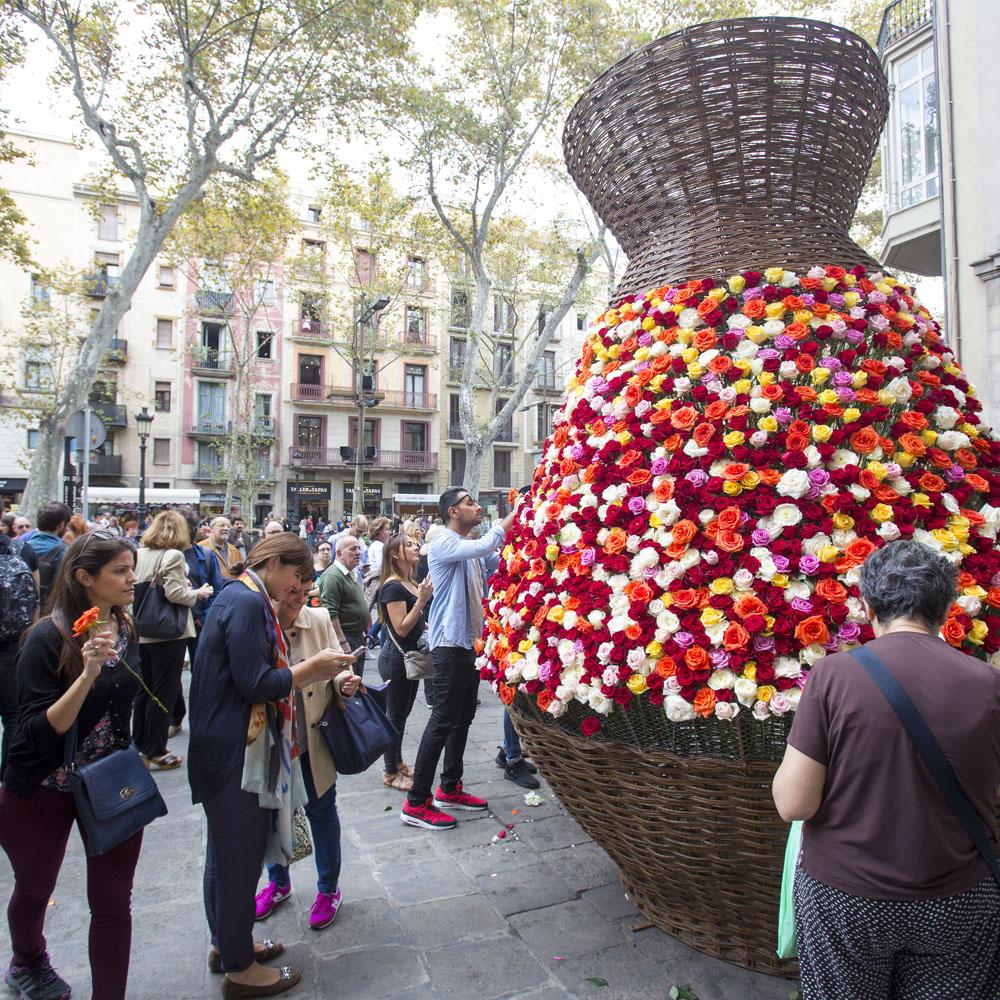 Fiestas del Roser | Barcelona Shopping City