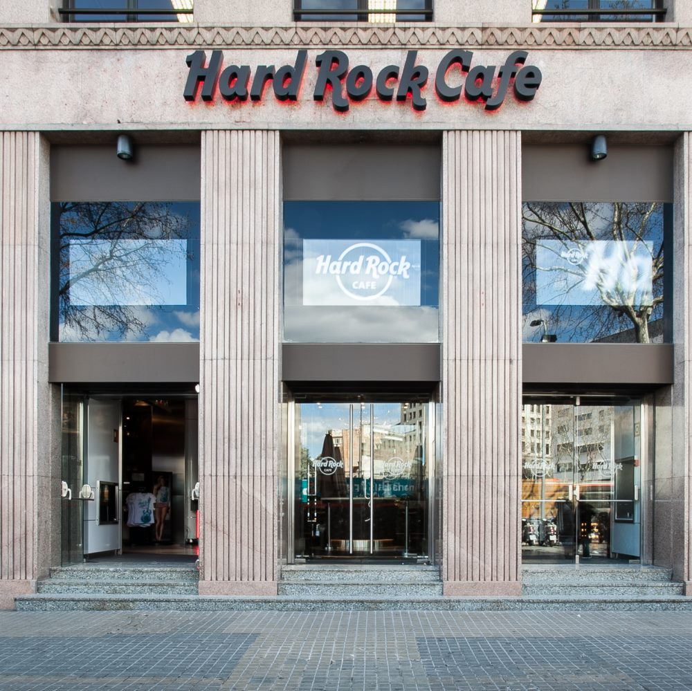 Castanyada and Halloween at Hard Rock Cafe Barcelona | Barcelona Shopping City