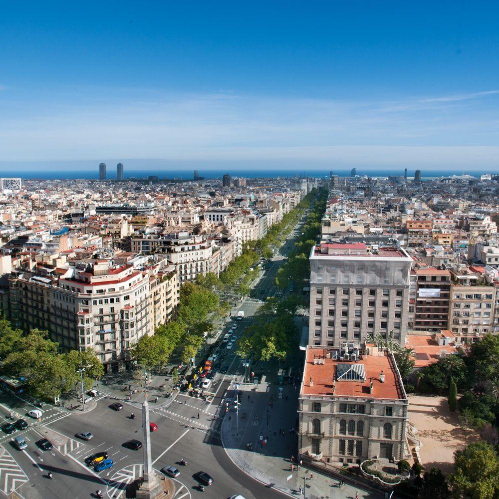 Solidarity Xmas Tree | Barcelona Shopping City