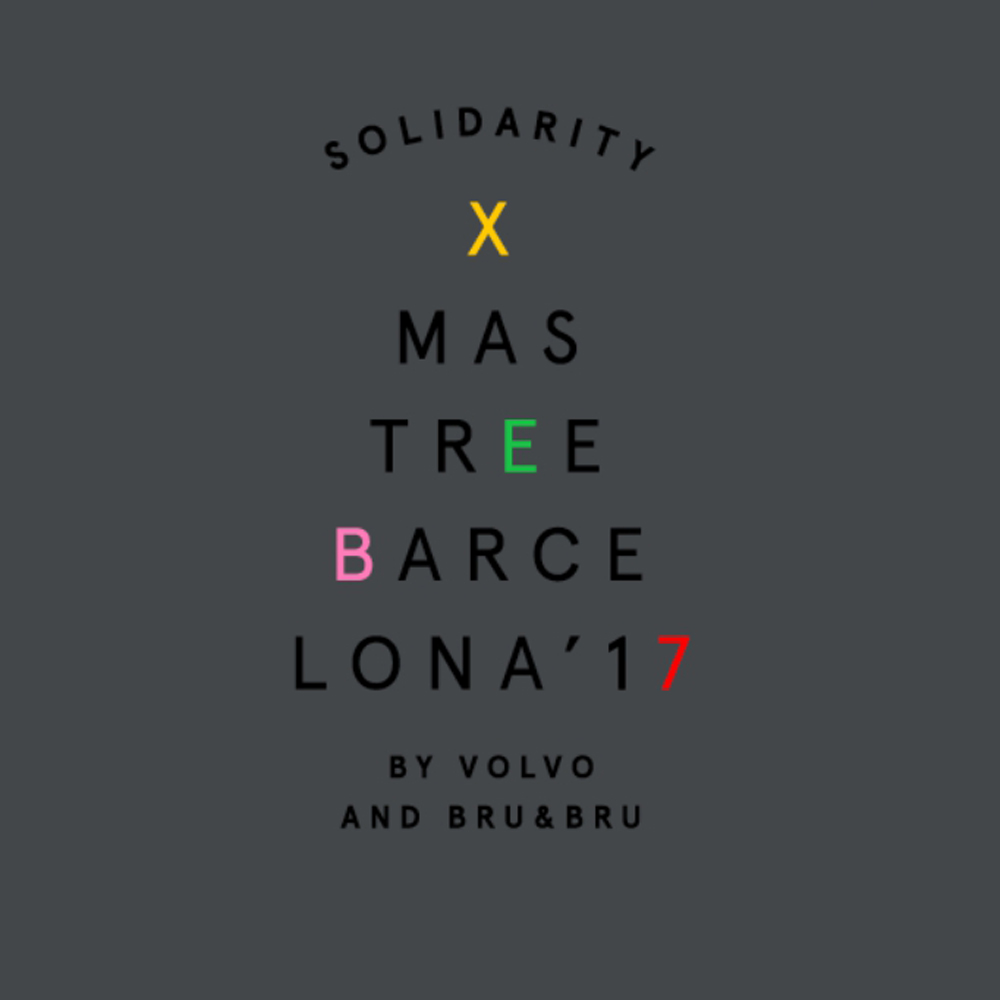 Solidarity Xmas Tree | Barcelona Shopping City
