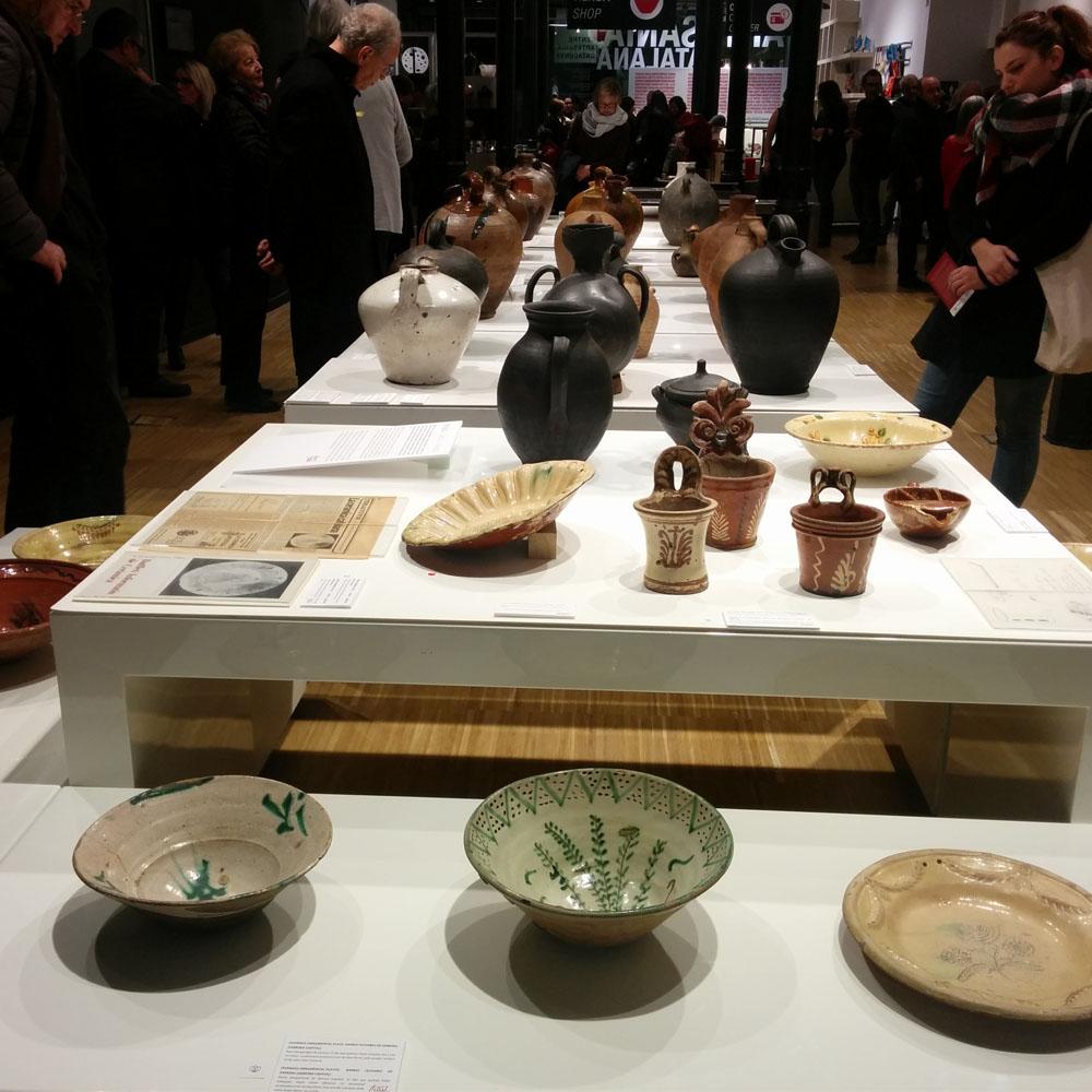 Itaca, 40 anys de passió per la ceràmica 40 anys de col·leccionisme | Barcelona Shopping City