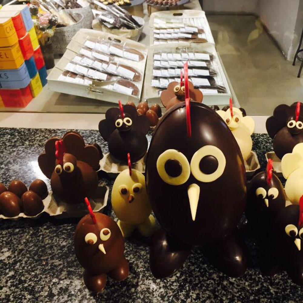 Les Mones de Pasqua, obres d'art aquests dies als aparadors de les pastisseries | Barcelona Shopping City