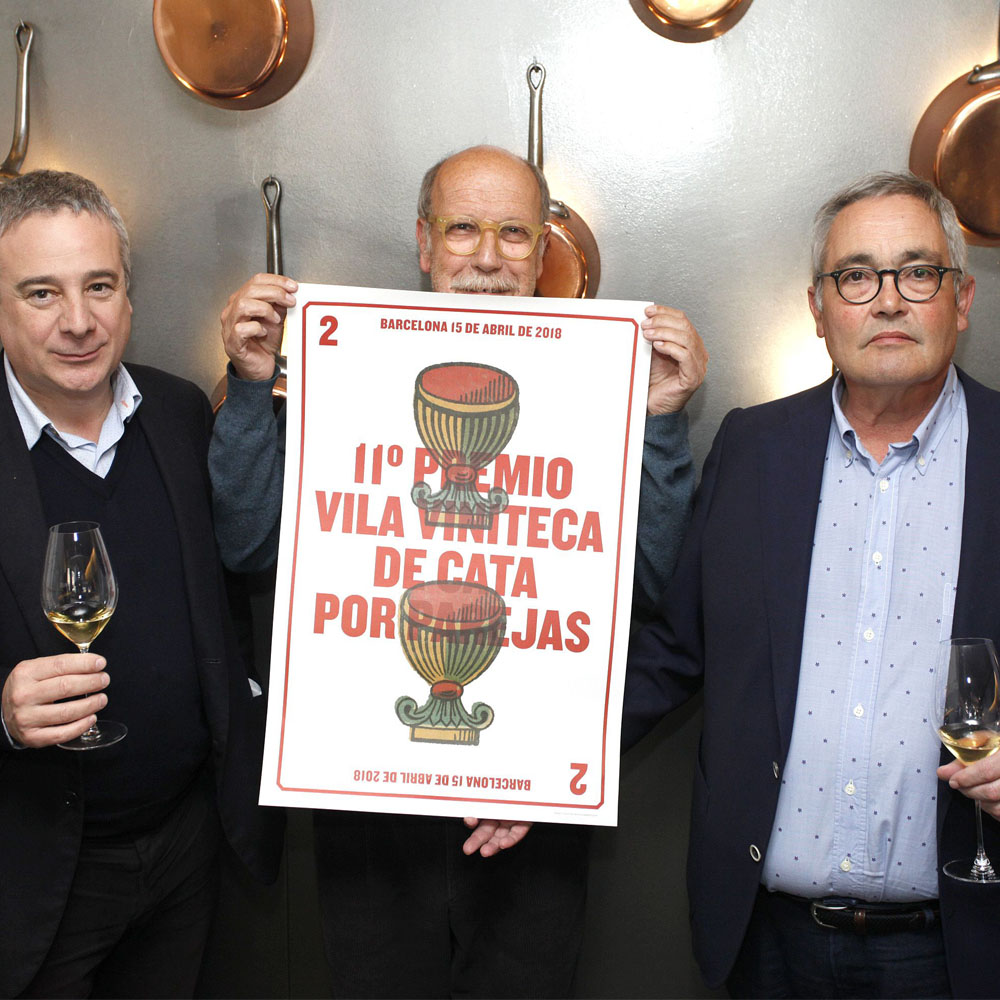 11th Vila Viniteca Prize for Tasting in Pairs | Barcelona Shopping City