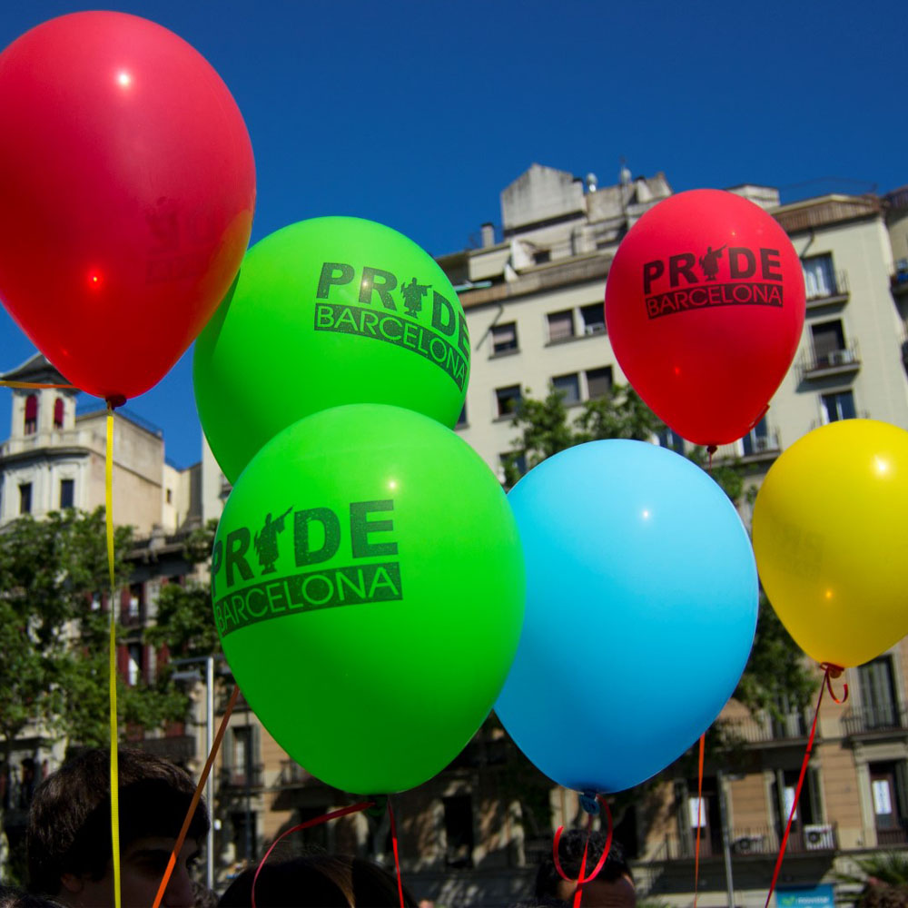 Pride Barcelona 2018 | Barcelona Shopping City