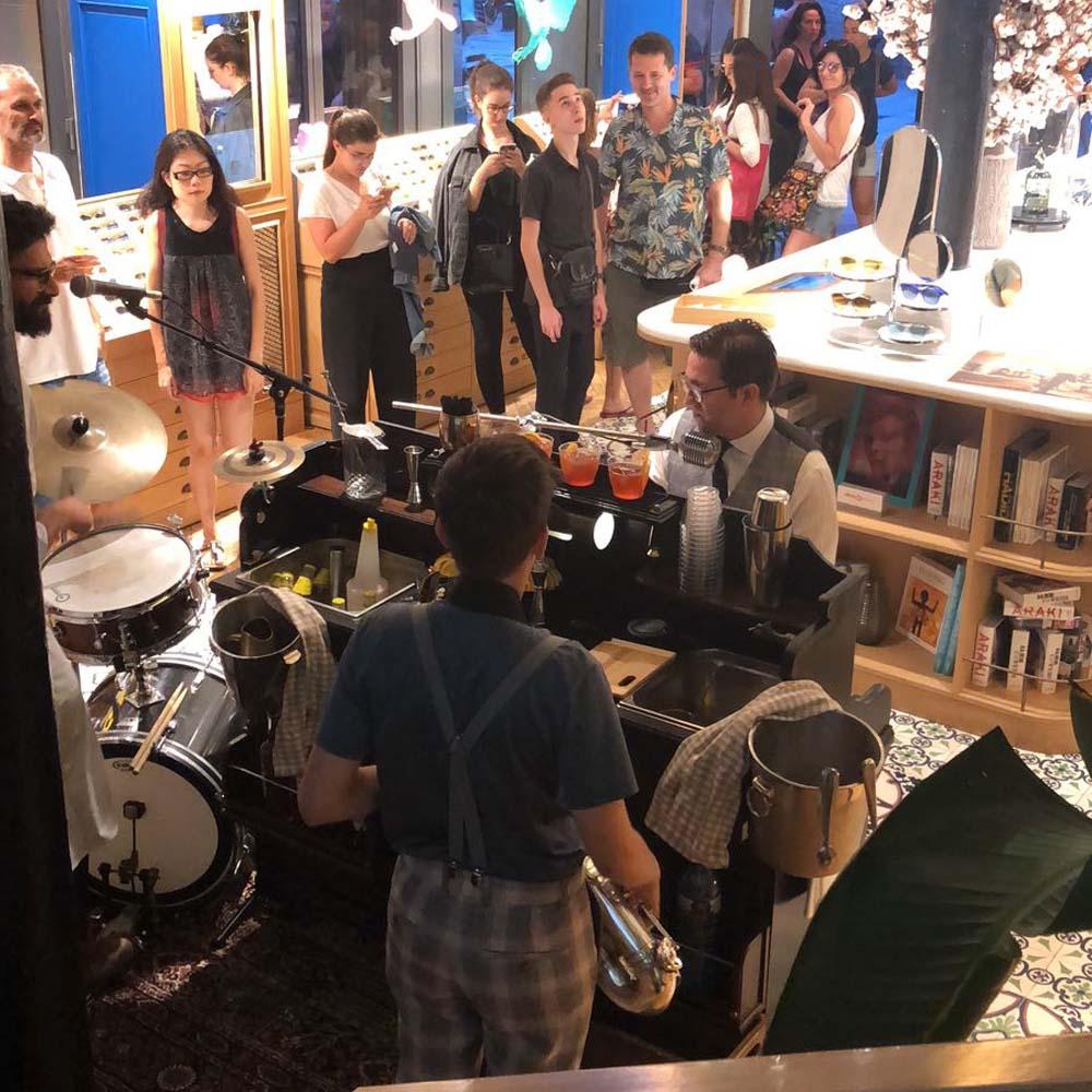 Música en directe a ETNIA BARCELONA | Barcelona Shopping City