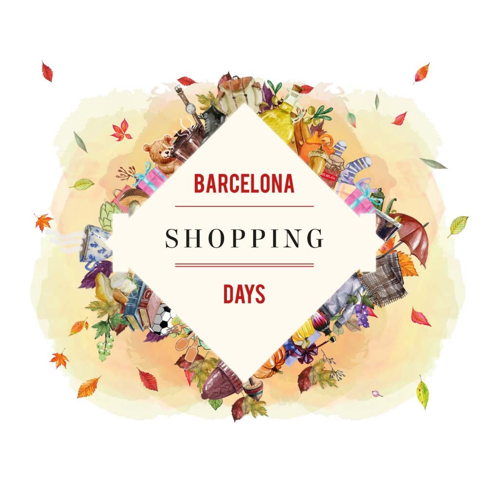 Barcelona Shopping Days - Domingos 7 y 14 de octubre comercios abiertos | Barcelona Shopping City