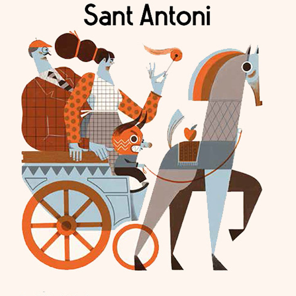 Festa Major i Comerç a Sant Antoni | Barcelona Shopping City