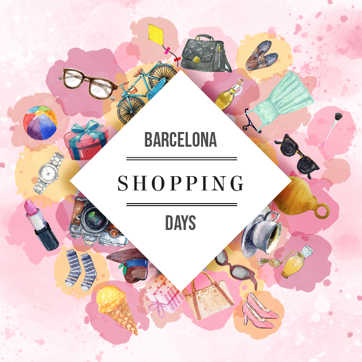 Barcelona Shopping Days: 5th, 12th & 19th May | Barcelona Shopping City