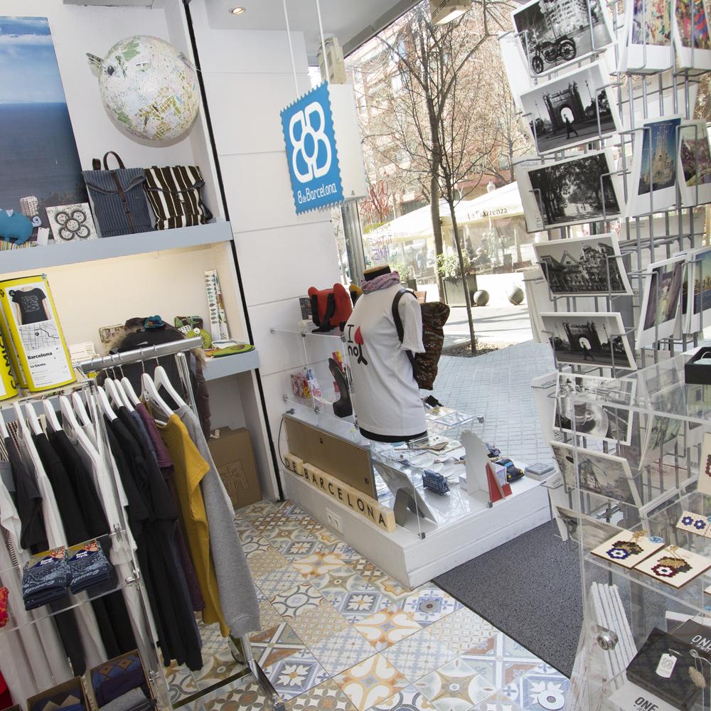 B de Barcelona | Barcelona Shopping City | Artesanía y regalos
