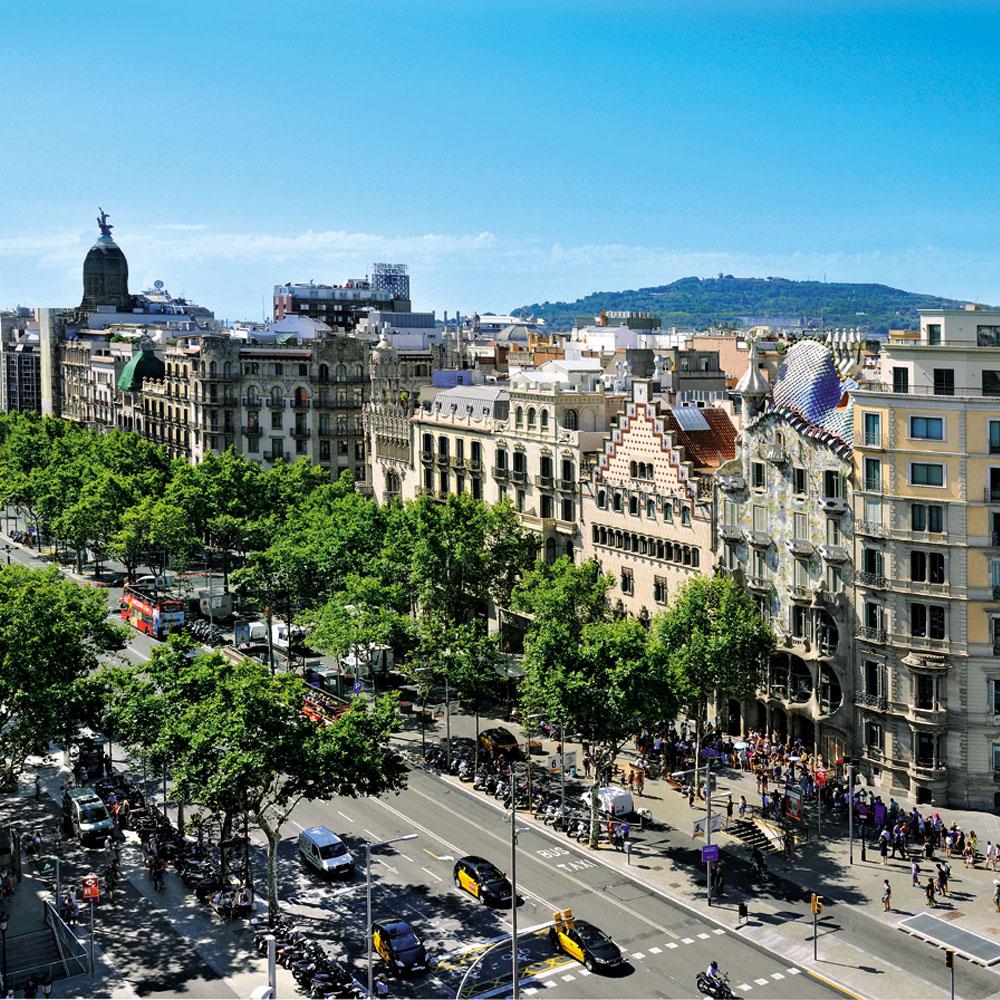 Associació Passeig de Gràcia | Barcelona Shopping City | Barcelona Shopping City