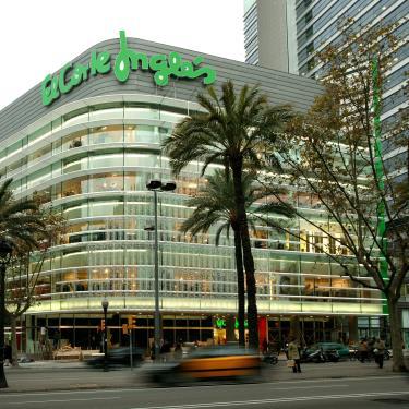 El Corte Inglés - Pl. de Francesc Macià | Barcelona Shopping Line | Tienda