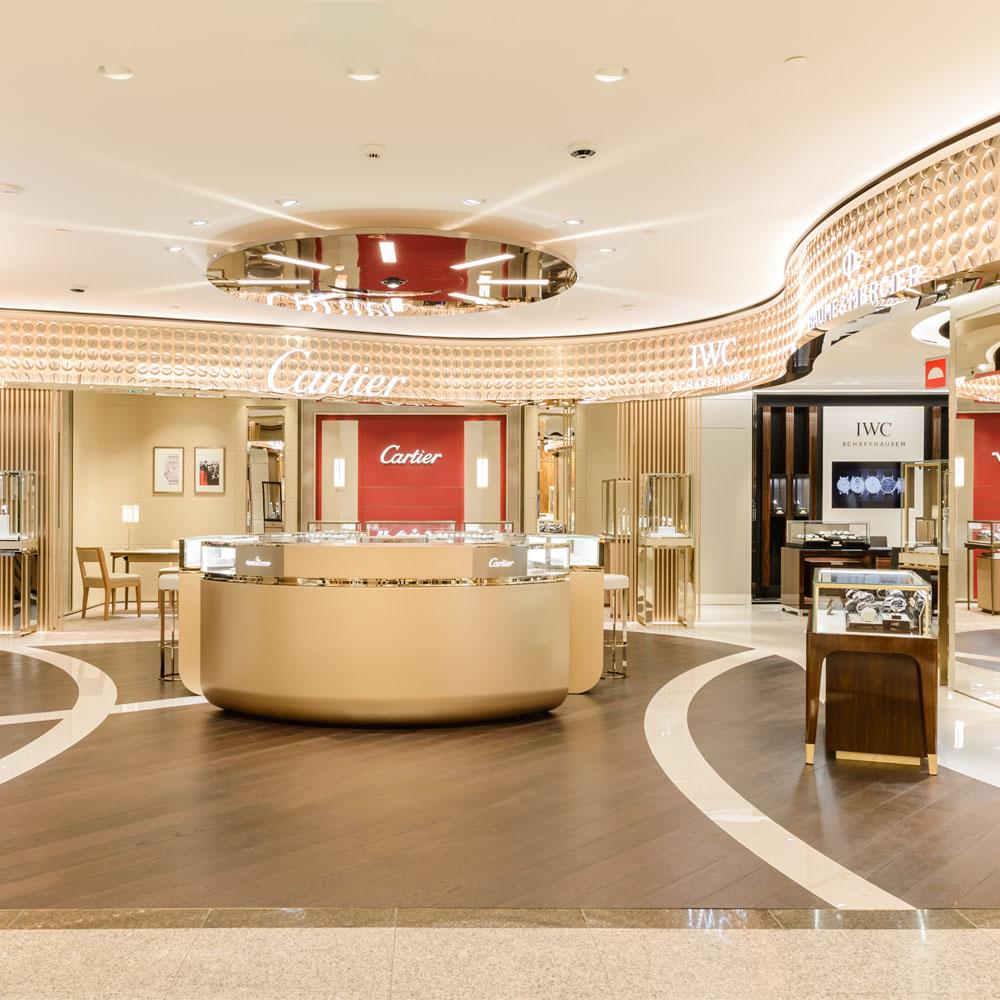 El Corte Inglés - Diagonal | Barcelona Shopping Line | Grandes Almacenes