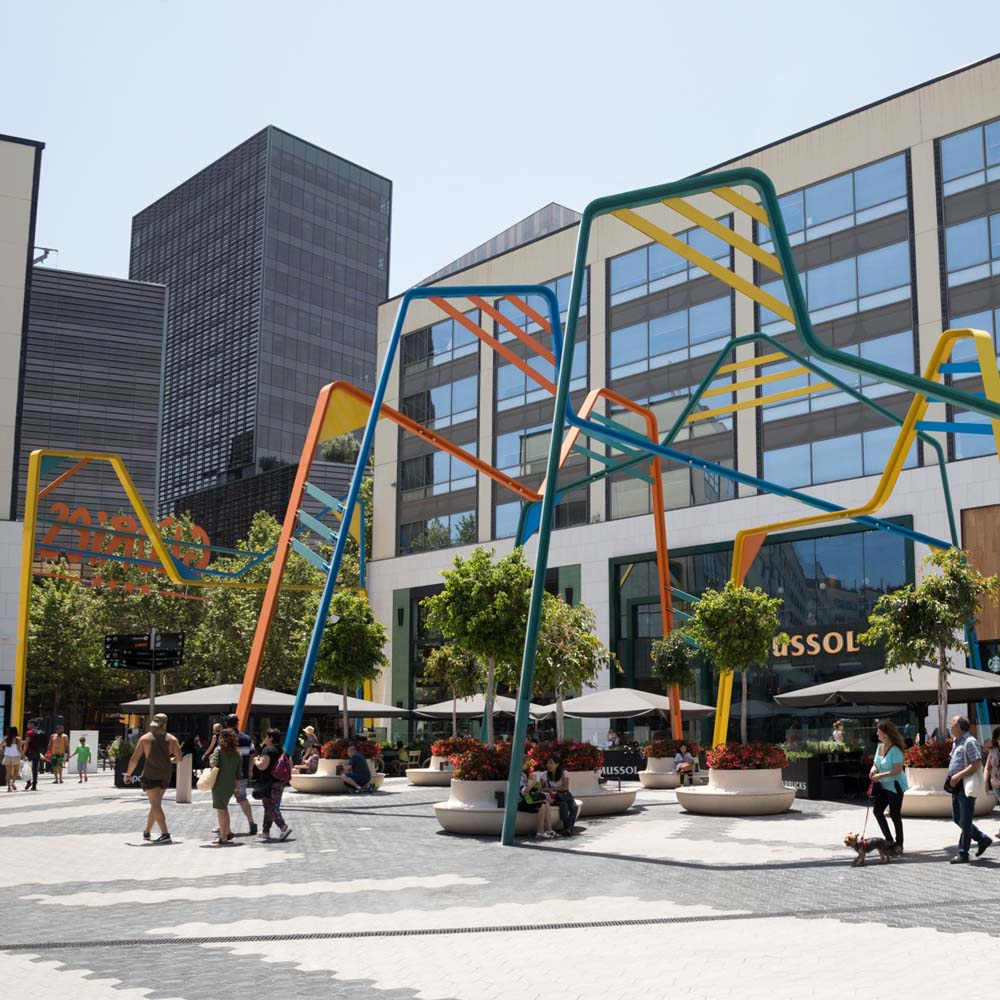 Glories   Barcelona Shopping City   Barcelona Shopping City