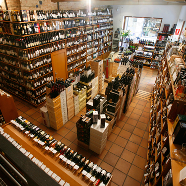 Vila Viniteca | Barcelona Shopping Line | Для гурманов