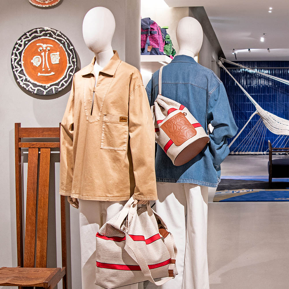 Loewe | Barcelona Shopping City | Complementos