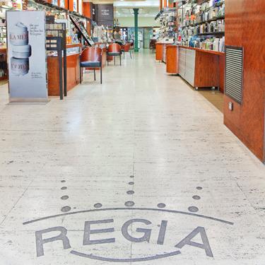 Regia | Barcelona Shopping Line | Belleza