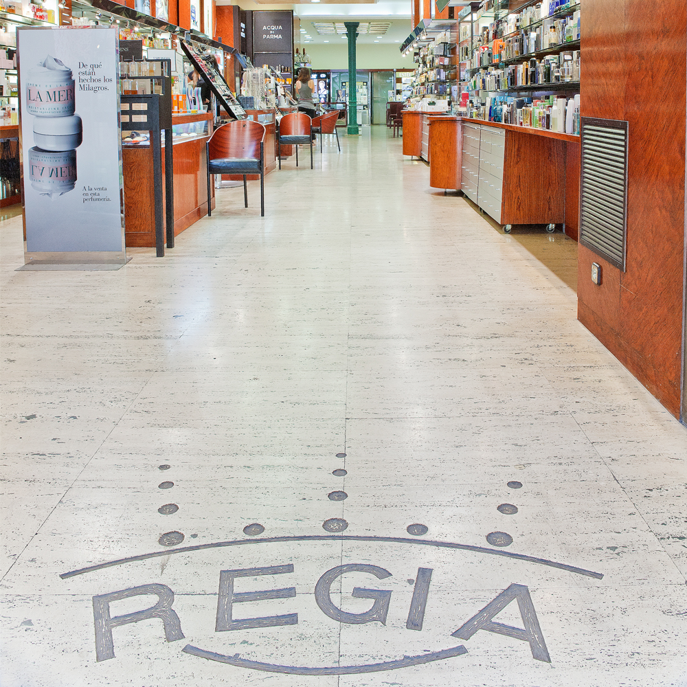 Regia | Barcelona Shopping City | Belleza