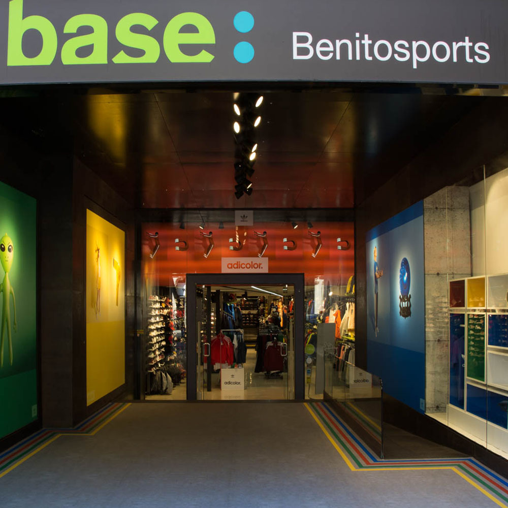 Benito Sports | Barcelona Shopping Line | Tienda