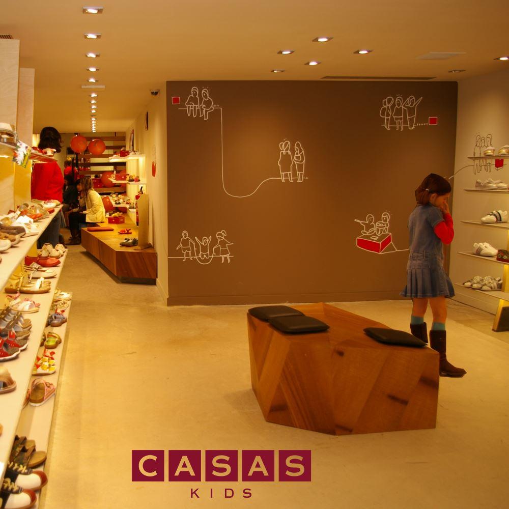 Casas | Barcelona Shopping Line | Zapaterías