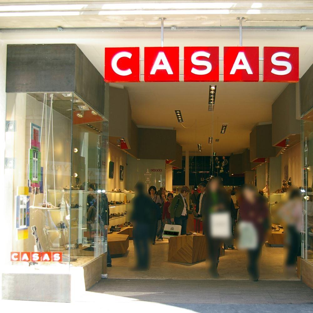 Casas | Barcelona Shopping City | Zapaterías