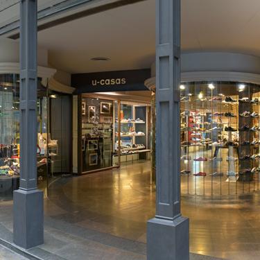 U-casas | Barcelona Shopping Line | Zapaterías