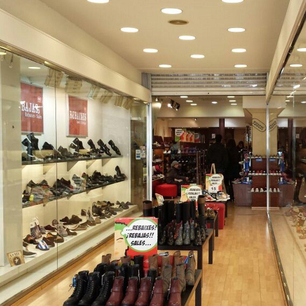 Calçats Padeví | Barcelona Shopping Line | Zapaterías
