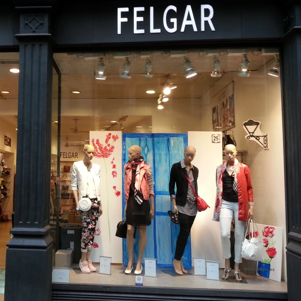 Felgar | Barcelona Shopping City | Moda y Diseñadores