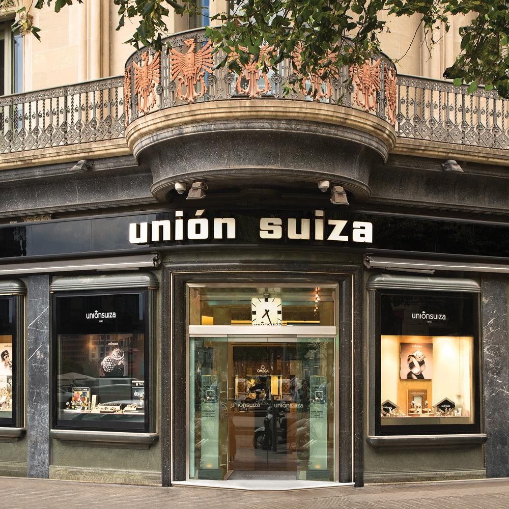 Unión Suiza | Barcelona Shopping Line | Joyerías